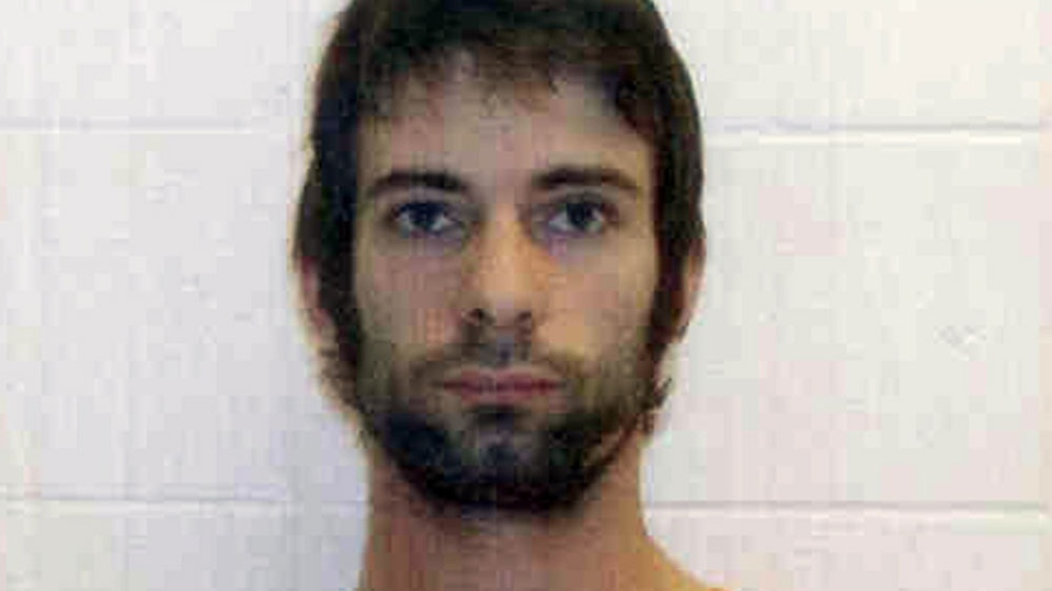 This photo provided by the Erath County Sheriff's Office shows Eddie Ray Routh. He was charged with murder in connection with a shooting at a central Texas gun range that killed former Navy SEAL and 'American Sniper' author Chris Kyle and Chad Littlefield, the Texas Department of Public Safety said Sunday, Feb. 3, 2013. (AP / Erath County Sheriff's Office)
