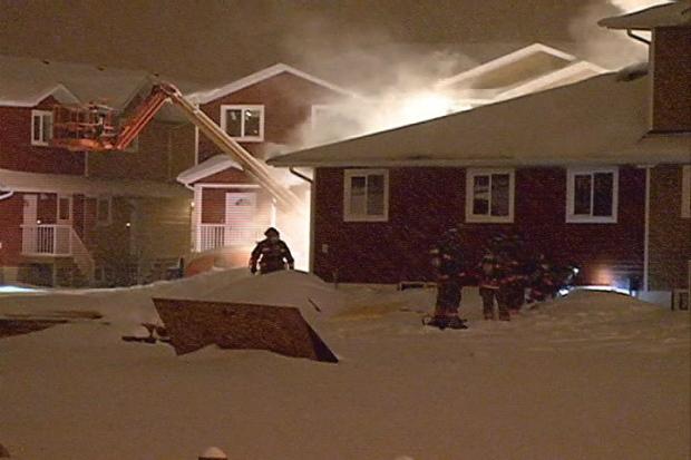 Saskatoon firefighters