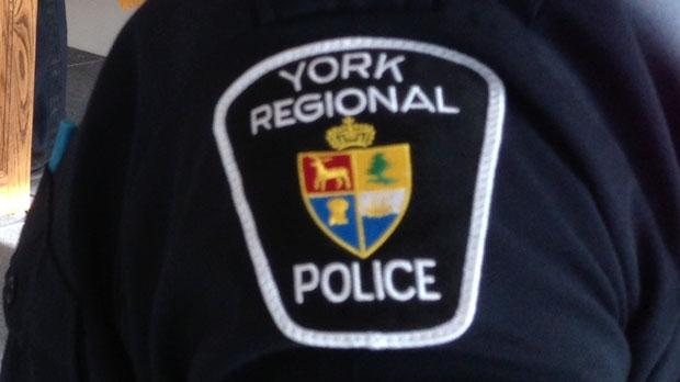 York Regional Police YRP logo file photo