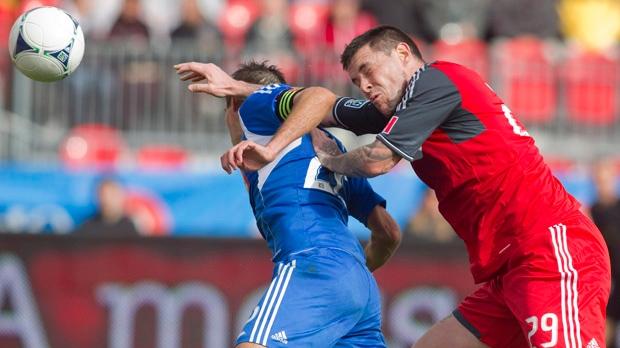 Toronto FC trades Eric Hassli to FC Dallas MLS