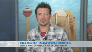 CTV News Channel: Protecting victims of abuse