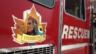 A Tecumseh Fire and Rescue Services truck is shown in this file photo Jan. 2, 2013. (Gina Chung / CTV Windsor)