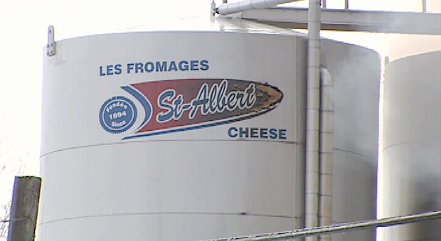 St- Albert Cheese Factory to be rebuilt