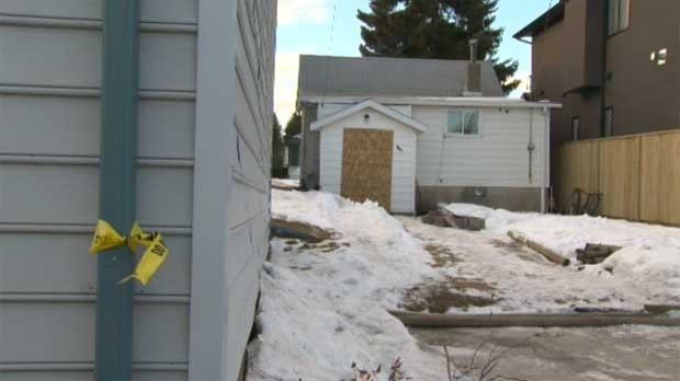 Police were called to reports of a home invasion and shots fired in the 200 block of 28 Ave N.E.