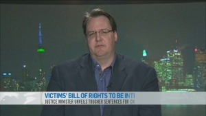 CTV News Channel: Sex abuse survivor speaks