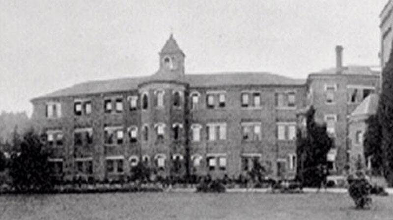 Woodlands School in British Columbia