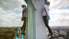 French daredevil Alain Robert