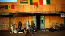 Mali woman generic