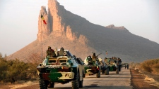 Malian troops Feb. 4, 2013