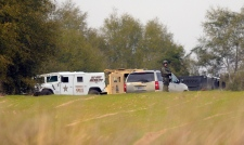 Boy safe, abductor dead after Alabama standoff