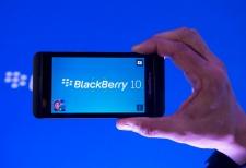 BlackBerry profits Z10