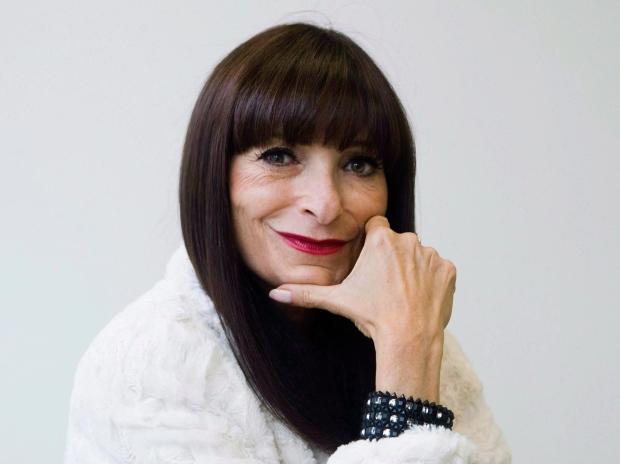 Jeanne Beker on August 25, 2010.