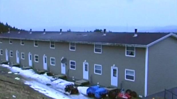 Roof windstorm Newfoundland