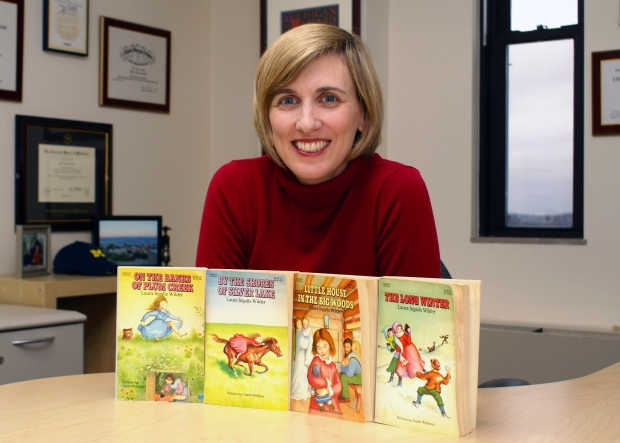 Dr. Beth Tarini on Jan. 30, 2013.