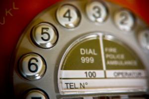 Phone dial