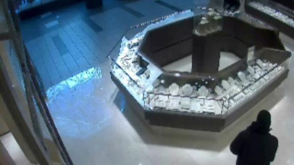 Police release video in Conestoga Mall heist | CTV News