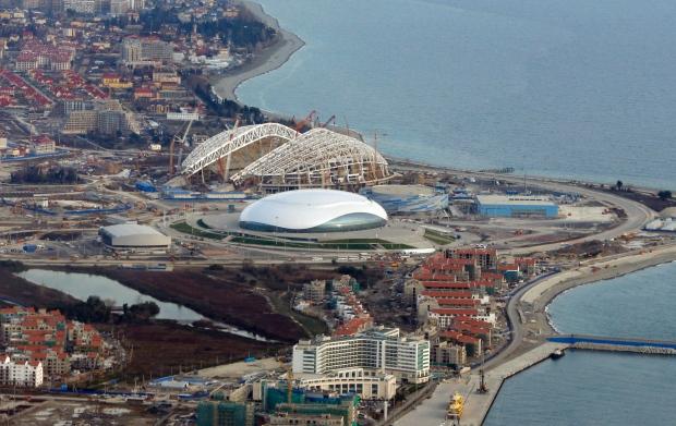 Sochi site