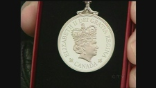 Diamond Jubilee medal