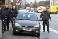 Gunman fires at Danish anti-Islam writer