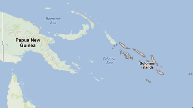 Massive natural disaster  rocks Papua New Guinea