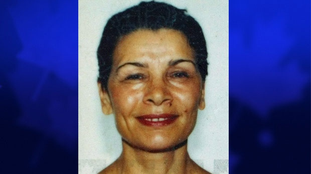 Zahra Kazemi is shown in this undated passport photo. (THE CANADIAN PRESS)