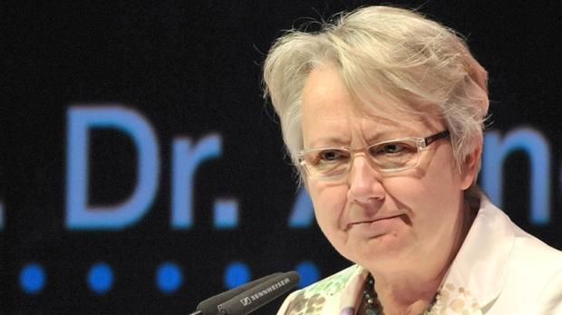 German minister plagiarism Schavan