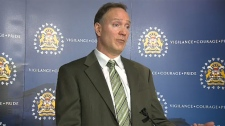 Calgary Police Service Rick Rutledge