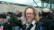 A Canada-wide warrant has been issued for Paul Craig Cobb for operating a white supremacist website. (RCMP handout photo)