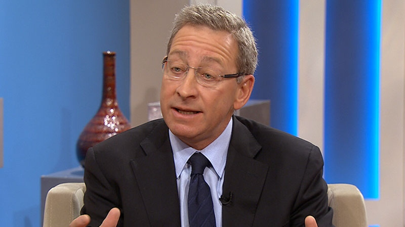 Dr. Neil Berinstein, an oncologist from Toronto's Sunnybrook Hospital appears on CTV's Canada AM, Wednesday, Feb. 6, 2013.