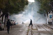 Tunisia riots, Chokri Belaid,