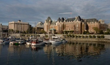 Victoria, B.C. is Canada's most romantic city