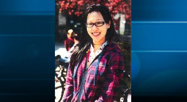 Vancouverite Elisa Lam, 21, was last seen at a Los Angeles hotel. (Handout photo)