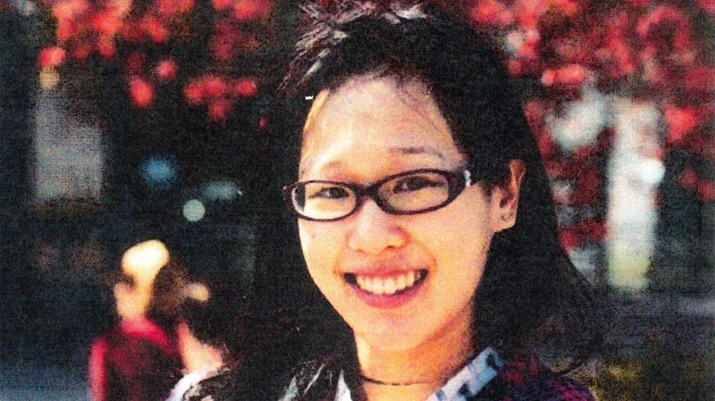 Elisa Lam was found dead in the Cecil Hotel in February 2013 (Los Angeles Police Department)