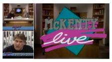 McKenty Live