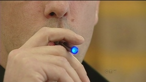 Lifetime: Smoking electronic cigarettes
