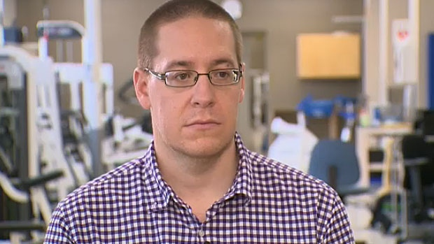 Geoff Bostic, associate professor with the U of A Physical Therapy department, says the student clinic is helping to bridge a gap in the health care system.