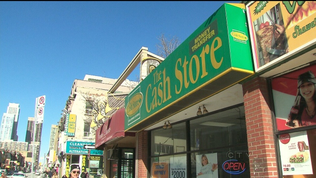Cash Store may lose payday loan licence