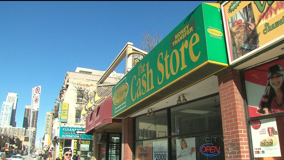 The province of Ontario is attempting to revoke Cash Store Financial Services payday lending licences.
