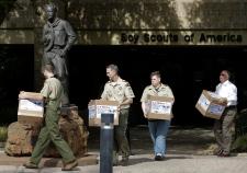 U.S. Boy Scouts delay decision