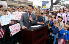 U.S. Boy Scouts delay decision on gay members