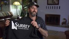 Surrey T-shirts