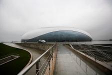 Bolshoy Ice Dome in Sochi, Russia.