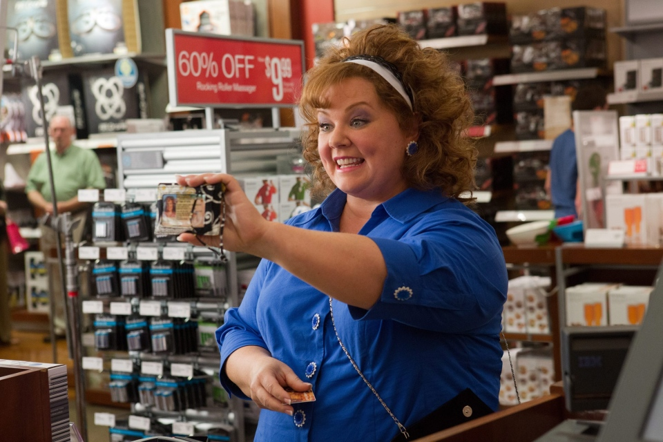 Melissa McCarthy in a scene from Universal Pictures Canada's 'Identity Thief.'