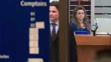 Sen. Patrick Brazeau court appearance