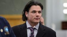 Sen. Patrick Brazeau charged
