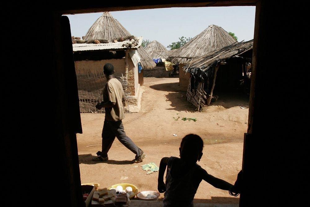 File photo of Hamdalaye, Mali on Oct. 24, 2007.