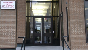 File photo of the Superior Court of Justice in Windsor, Ont., Nov.19, 2013. (Melanie Borrelli / CTV Windsor)