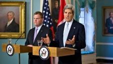 John Baird, John Kerry