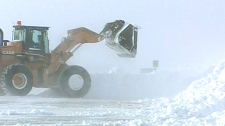 Snow plows in Alberta have been working over time since a massive snowfall hit the province.