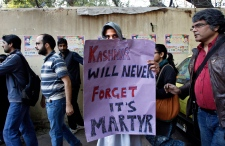 India hangs Kashmiri man convicted of 2001 attacks